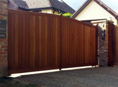 Automatic Electric Gates in Hampshire
